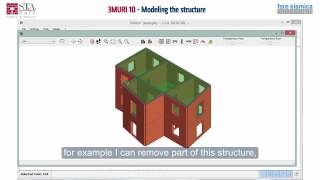 3Muri 10 - Modeling the structure (english subtitles)