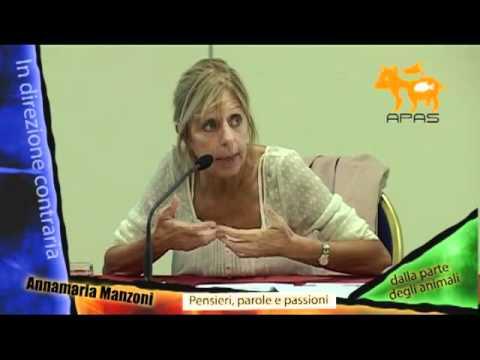 """Conferenza di Annamaria Manzoni """"In direzione contraria"""" – Quarta parte"""