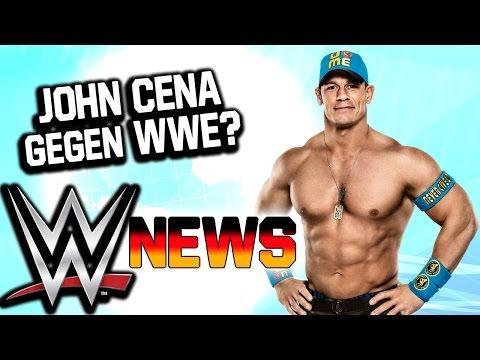 John Cena vs. WWE?, Geschäftszahlen 1.Quartal, Lucha Underground Fortsetzung? | WWE NEWS 18/2015