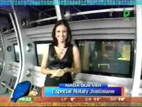 ESPECIAL NATALY JUSTINIANO 26-04-2011 @ NQV - BOLIVIA