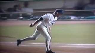 Shawon Dunston Great Play Robs Eddie Murray! Wrigley Field
