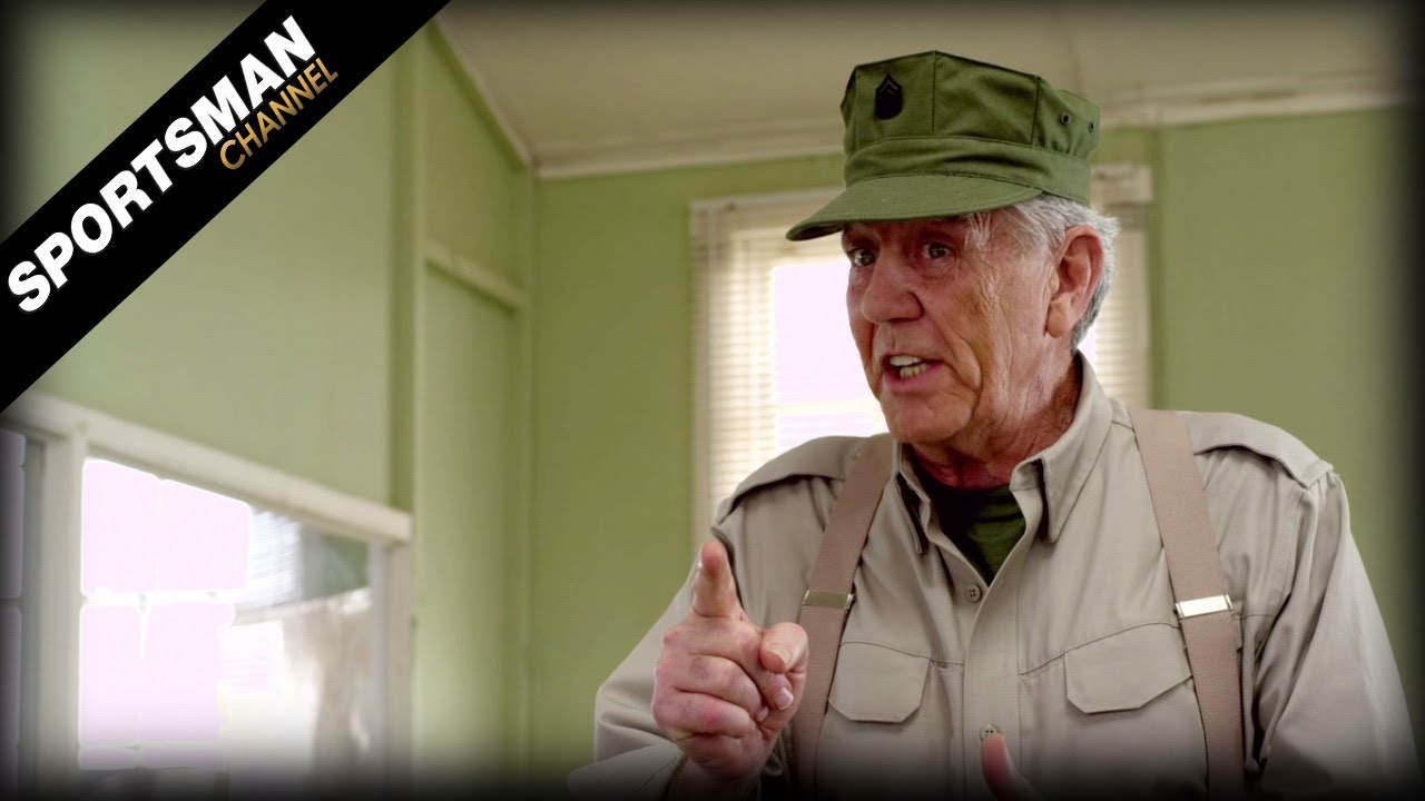 R Lee Ermey Tattoo Saving Private K-9 with R  Lee
