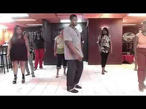 Blurred Lines Linedance Instructional  denver video