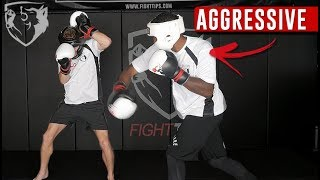 How to Deal with Aggressive Sparring Partners