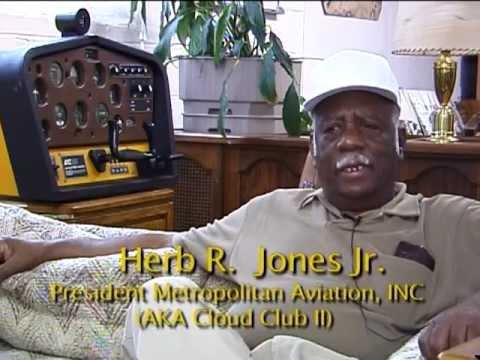 A short history of Maryland's historic Columbia Air Center as told by Herbert H. Jones.