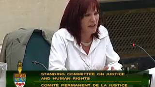 Victims Support Bill C-54- Not Criminally Responsible Reform Act -Day 3 of NCR Hearings