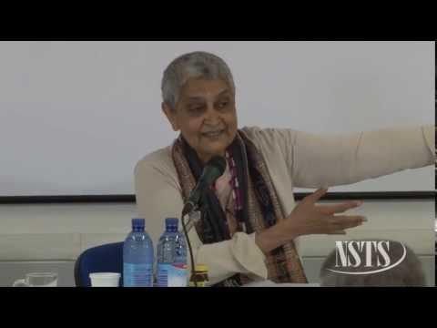 NSTS 2013 University Professor Gayatri Chakravorty Spivak - Session 10