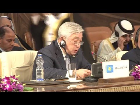 Participation of Kazakhstan in Summit of Gas Exporting Countries Forum