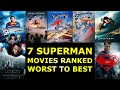 7 Superman Movies Ranked Worst To Best mp3