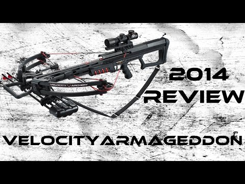 2014 Crossbow Review: Velocity Armageddon