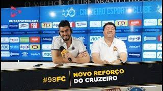 GOLEIRO RAFAEL DO CRUZEIRO PARTICIPANDO DO 98 FUTEBOL CLUBE