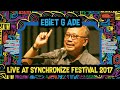 Ebiet G. Ade live at SynchronizeFest - 7 Oktober 2017