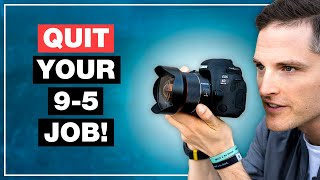 How to Quit Your Job & Do YouTube Full-Time — 7 Steps
