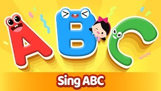 ABC Alphabet Song l A to Z