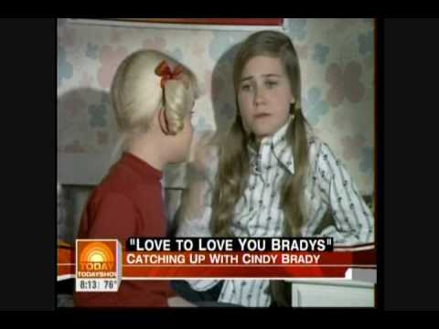 Brady Bunch Star Susan Olsen on The Today Show 8/31/09 Video