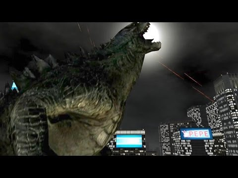 GODZILLA  Mobile Game Trailer