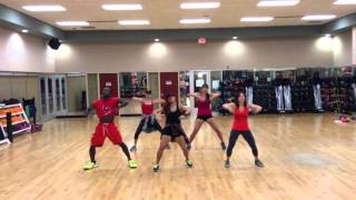 """Get Low""- Dillon Francis & DJ Snake - Dance Fitness with Leilani Wilson"