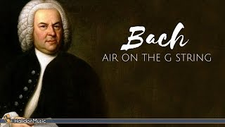 Bach - Air on the G String | Classical Piano Music