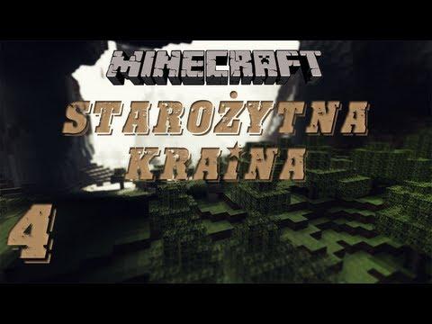 Minecraft: Starożytna Kraina #4 Najazd na Nether w LJay