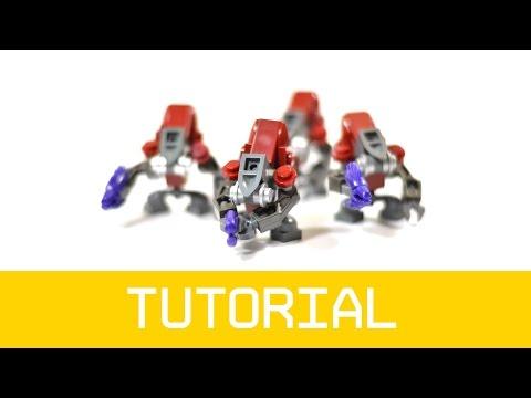 LEGO Halo Grunt Tutorial