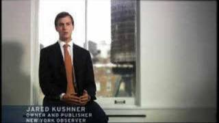 NEXT GARDE: JARED KUSHNER