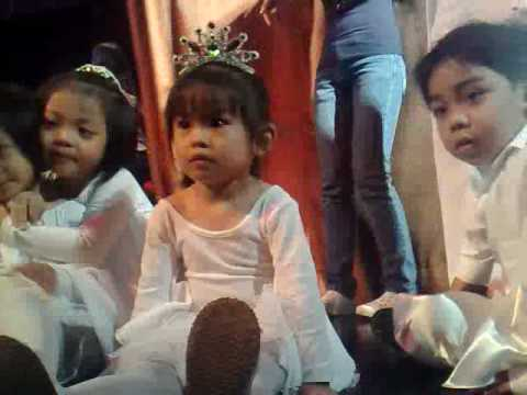 YSABEL of Small World Christian School Foundation Baguio City