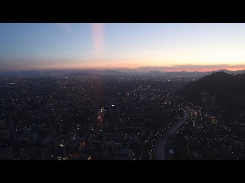 Southamerica - Santiago de Chile - VLOG #002