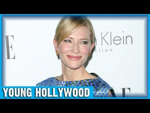 Who Inspires Cate Blanchett?