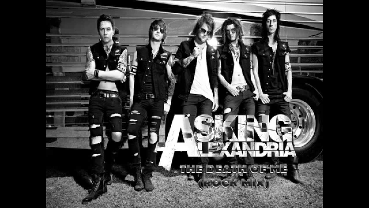 how to play moving on by asking alexandria on guitar