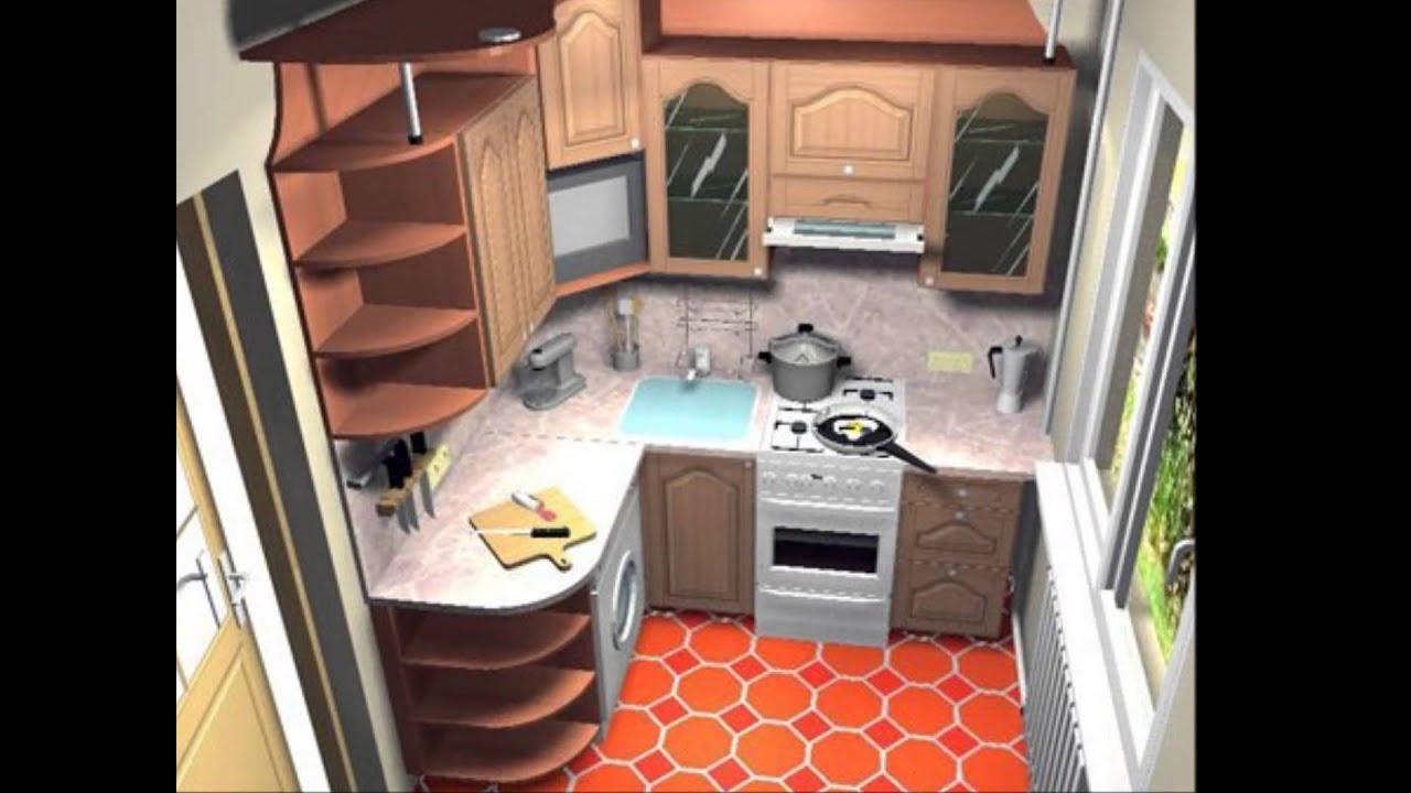Кухни своими руками на 6 кв.м фото