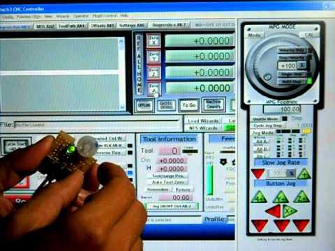 Mach3 Control Pro Mpg Control For Mach3