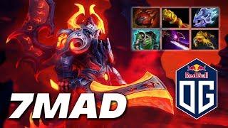 7Mad Lucifer Doom 27 KILLS   Dota 2 Pro Gameplay
