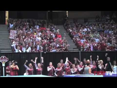 Alabama Gymnastics Introduction