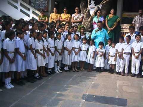 Yeh hai Bharath desh hamara Song Practice by Shubhodaya Students Siddipet 1