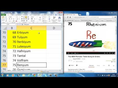 Periodic table of elements song mp3 images elements periodic table urtaz Gallery