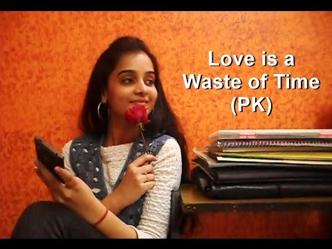 Love Is A Waste Of Time | PK | Sonu Nigam,Shreya Ghoshal | Female Cover By Nandini Sharda