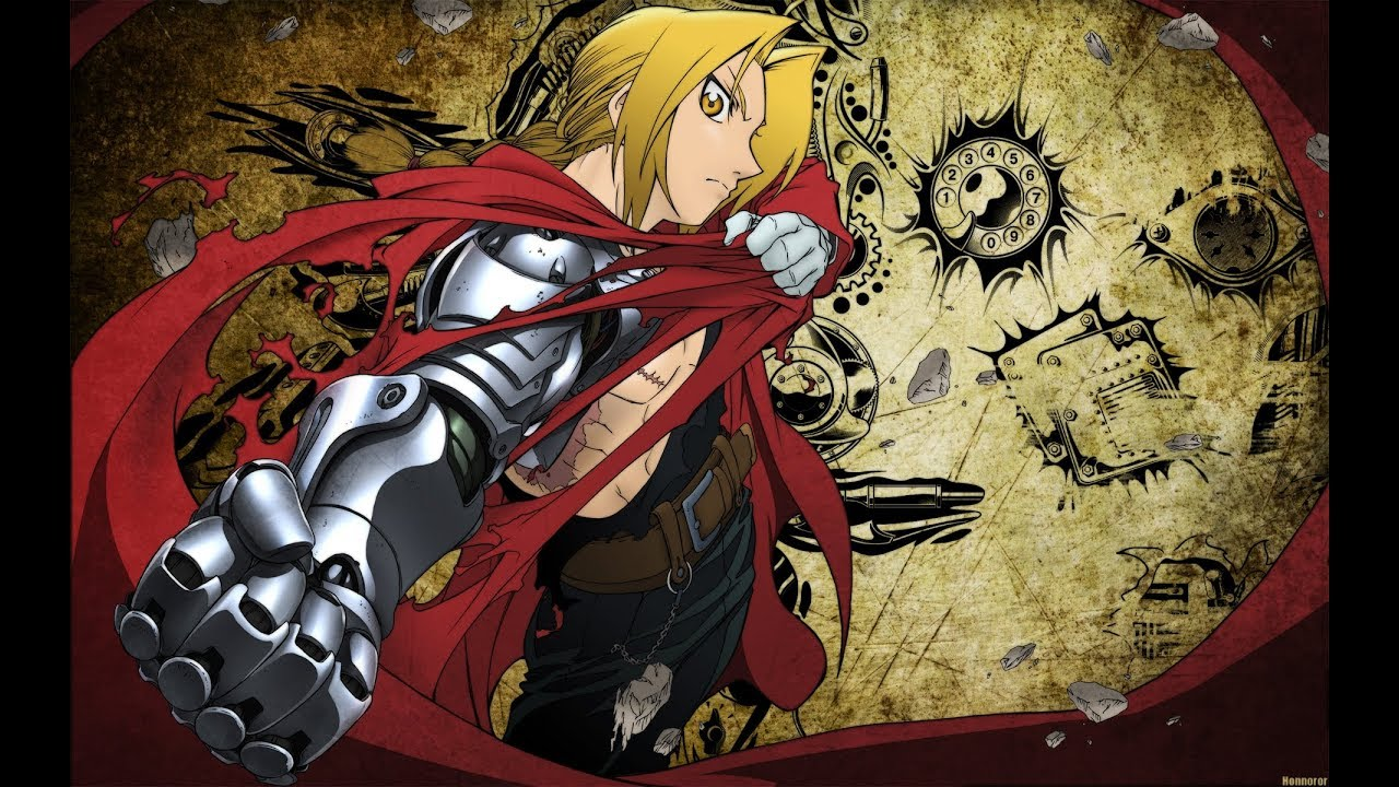 Full metal alchemist the movie free