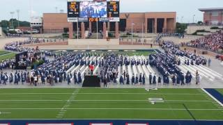 Allen High School Graduation 2016: Procession and Finale