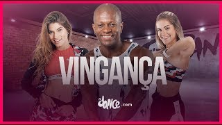 Vingança Luan Santana Ft Mc Kekel Fitdance Tv Coreografia Dance Audio