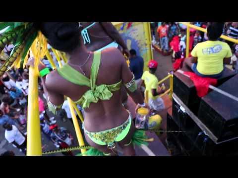 Grenada Spicemas Pretty Mas 2015