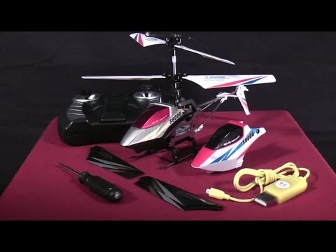 Syma S800G 4 Channel Helicopter Review