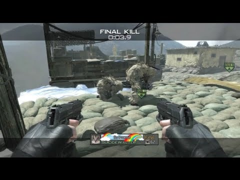 How To Look Funny in MW3 (Weird Glitches)