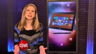 CNET Update - Microsoft's Surface Pro has room to grow