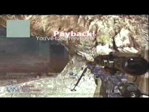 Mixed Game Minitage (MW2, WaW, CSS [2 Clips], and COD4).mov