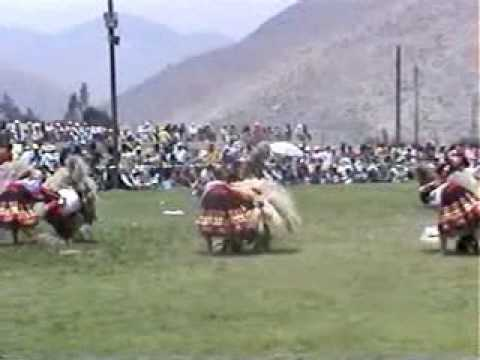 Carnaval de Sullumayo