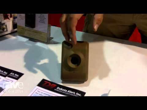 CEDIA 2014: Dakota Alert Shows DCMA-2500 Wireless Motion Detector