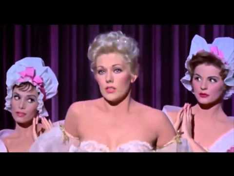 Kim Novak Striptease From Pal Joey - Kim Novak Rare Footage HD