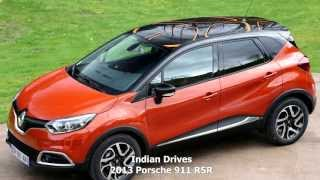 2014 Renault Captur SUV - First Look