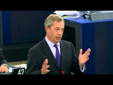 Nigel Farage-Ukraine The EU is to Blame