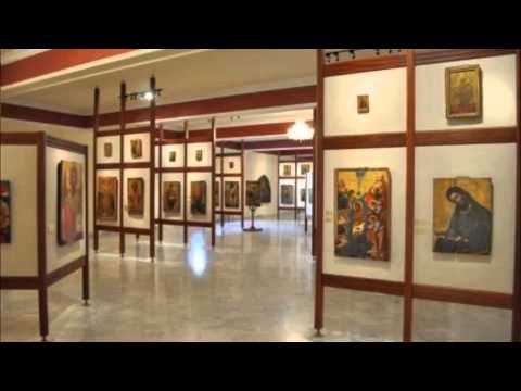 The Byzantine Museum within the walls Nicosia (Audio Guides)